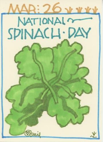 Spinach 2018