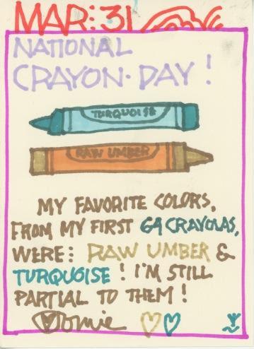Crayon 2018