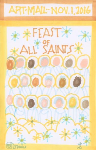 All Saints 2016