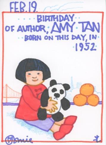 Amy Tan 2017