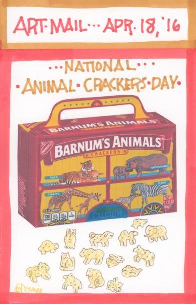 Animal Crackers 2016