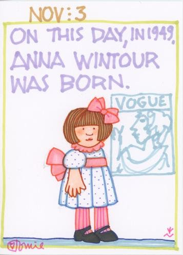 Anna Wintour 2017