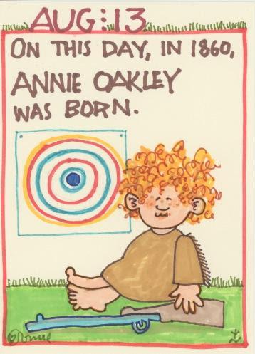 Annie Oakley 2017