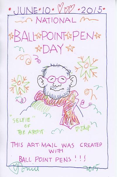 Ball Point Pen 2015