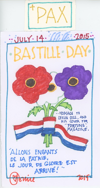 Bastille 2015