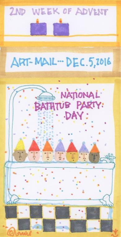 Bathtub Party 2016