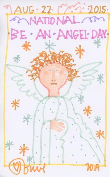 Be an Angel 2015
