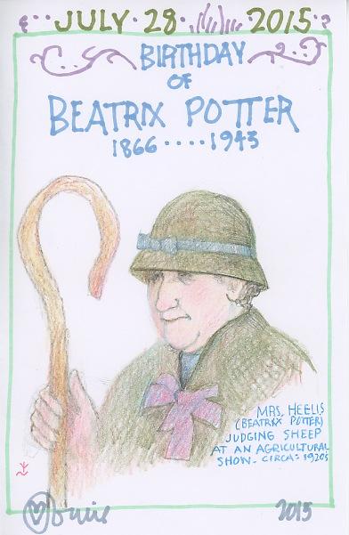 Beatrix Potter 2015
