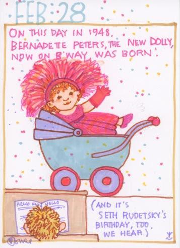 Bernadette Peters 2018