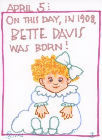 Bette Davis 2017