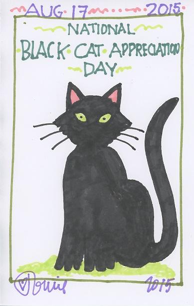 Black Cat Appreciation 2015