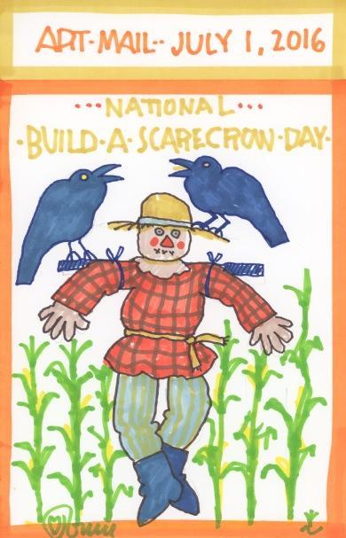 Build a Scarecrow 2016