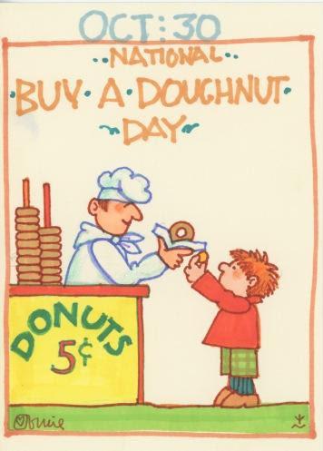 Buy a Doughnut 2017