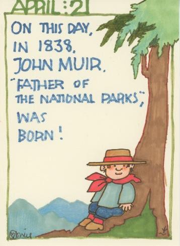 John Muir 2018