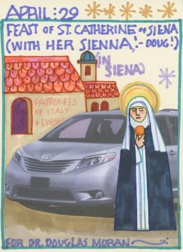 St Catherine of Siena 2018
