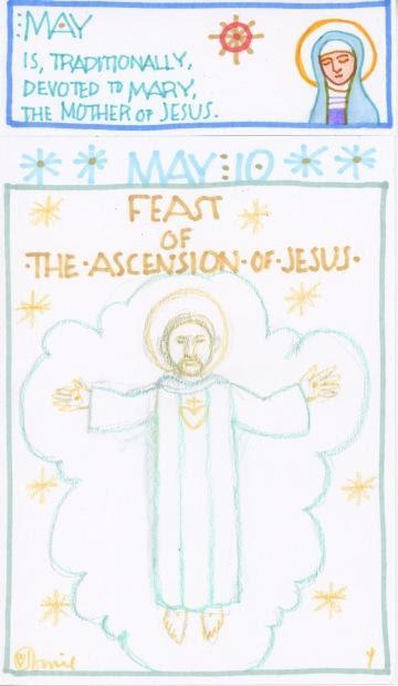 Ascension of Jesus 2018