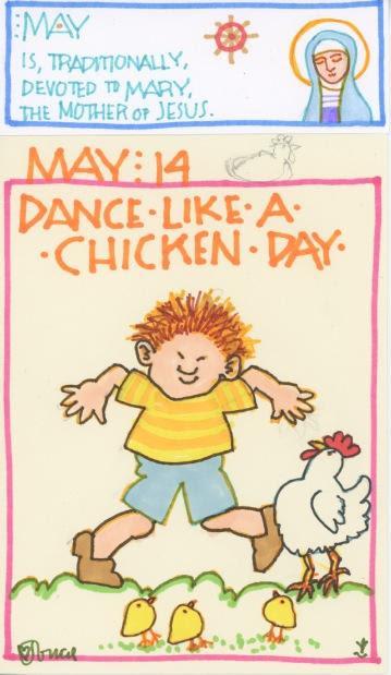 Dance Like a Chicken 2018