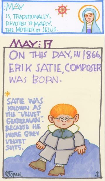 Erik Satie 2018