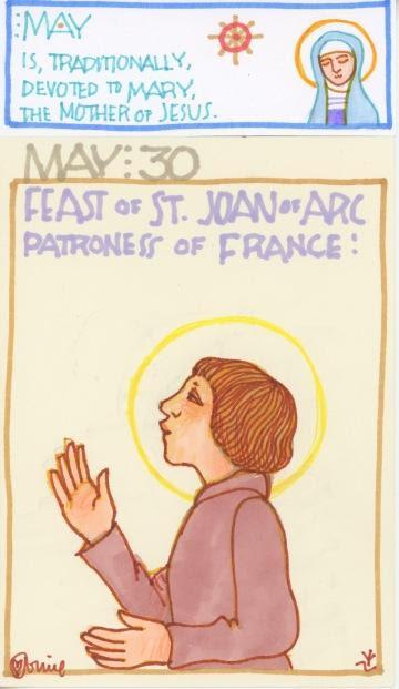 St Joan of Arc 2018