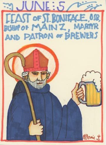 St Boniface Mainz 2018