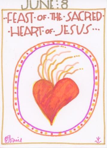Sacred Heart of Jesus 2018