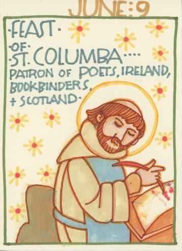 St Columba 2018