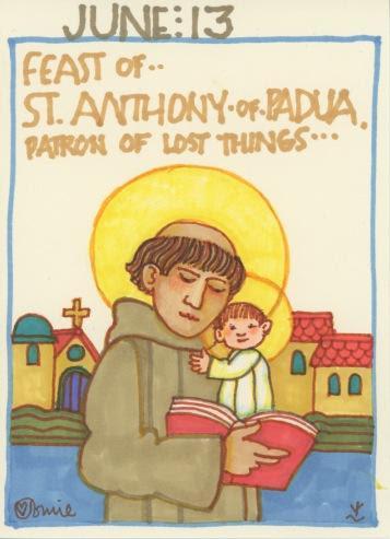 St Anthony of Padua 2018
