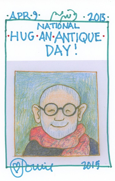 Hug an Antique 2015