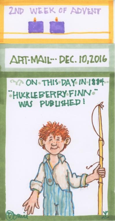 Huckleberry Finn 2016