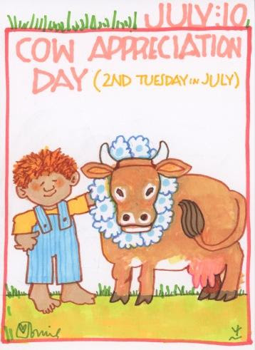Cow Appreciation 2018