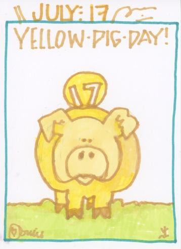 Yellow Pig 2018