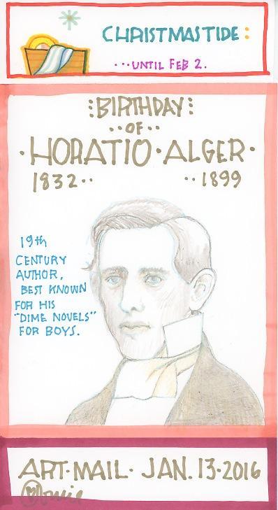 Horatio Alger 2016