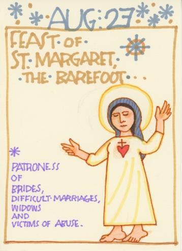 St Margaret the Barefoot 2018