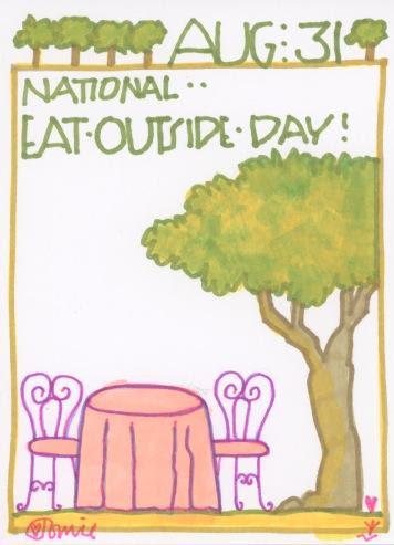 Eat Outside 2018