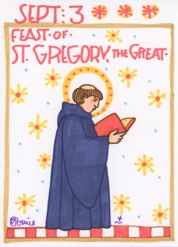 St Gregory the Great 2018