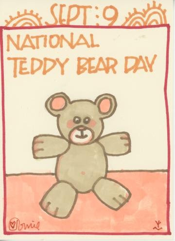 Teddy Bear 2018