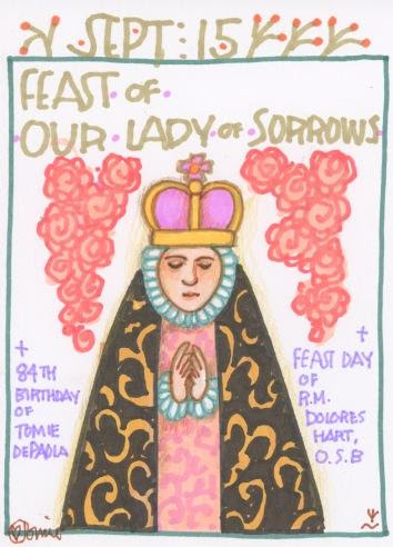 Our Lady of the Seven Sorrows 2018