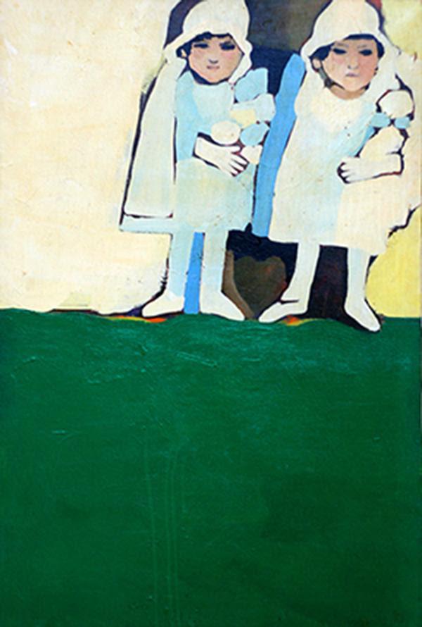 Franny Fuffy Painting 1960.jpg