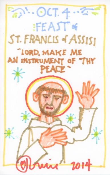 Saint Francis of Assisi 2014.jpg