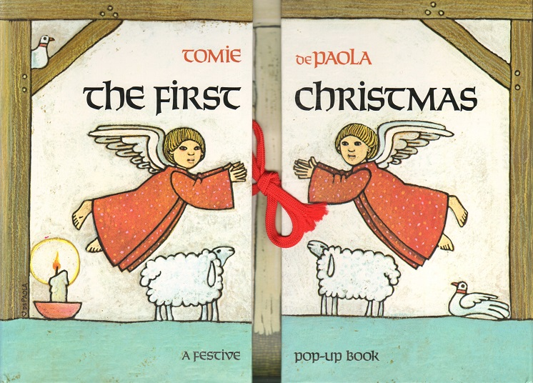 The First Christmas: A Festive Pop-Up Book