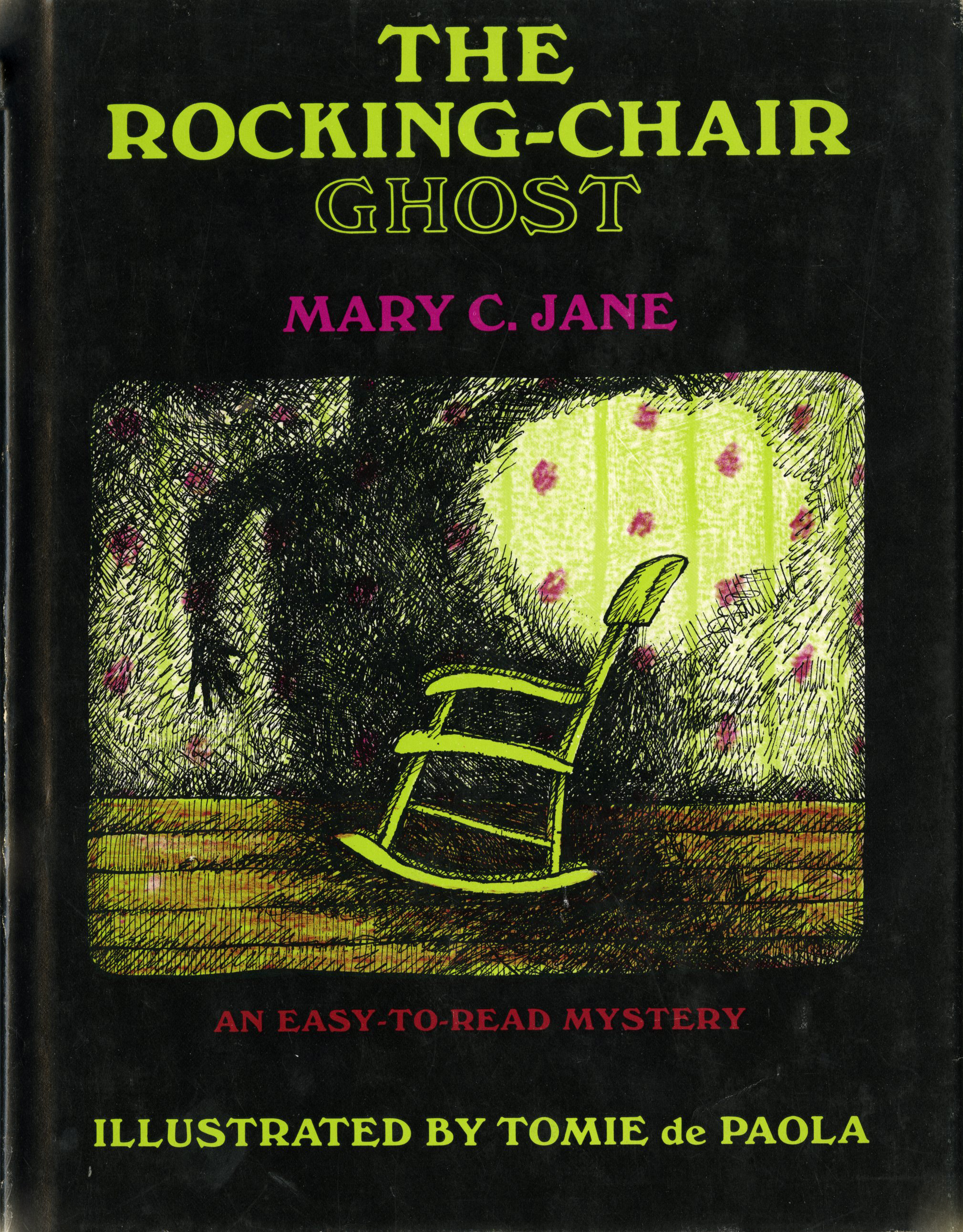 Rocking-Chair Ghost, The Cover.jpg