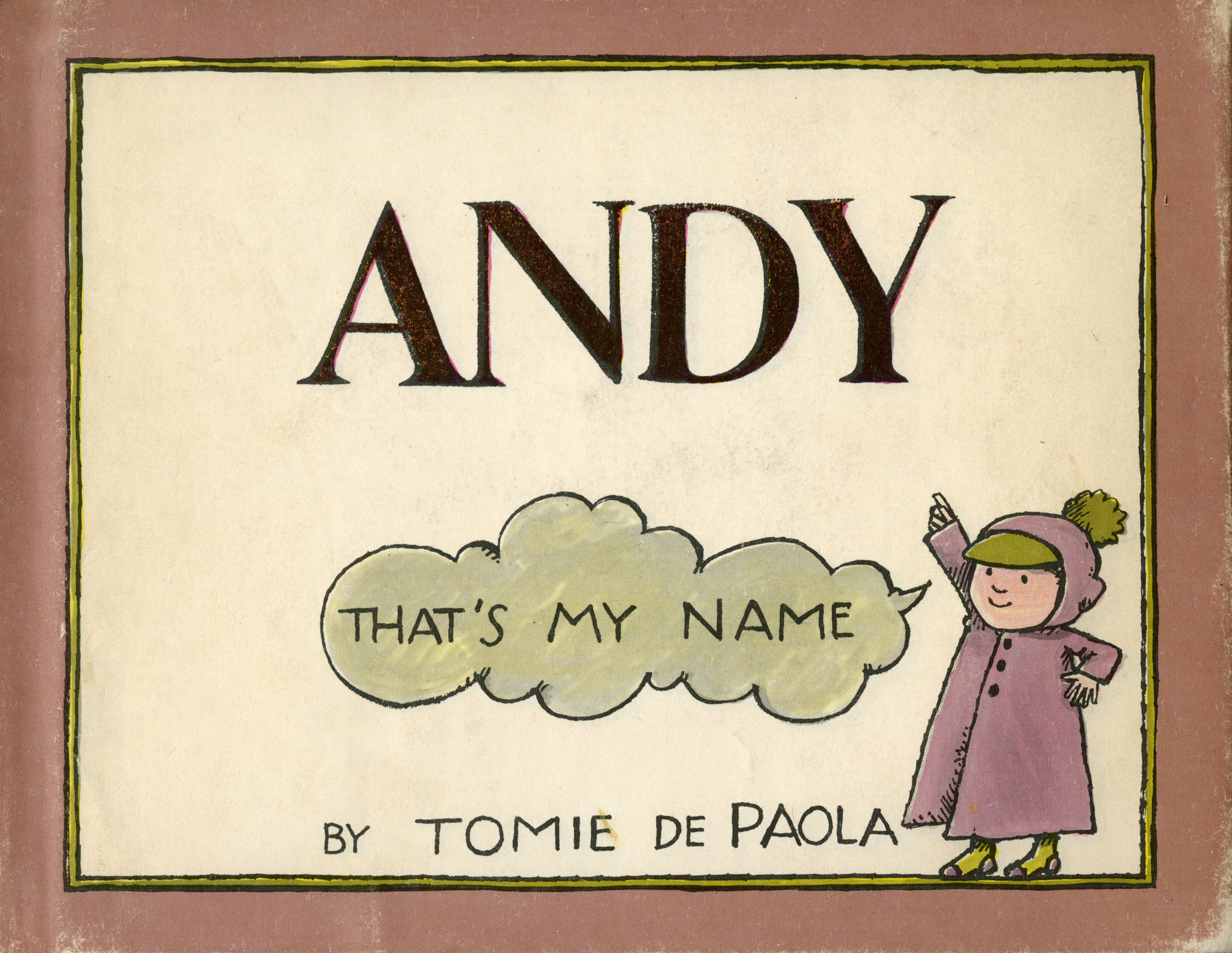Andy, That's My Name Front Cover.jpg