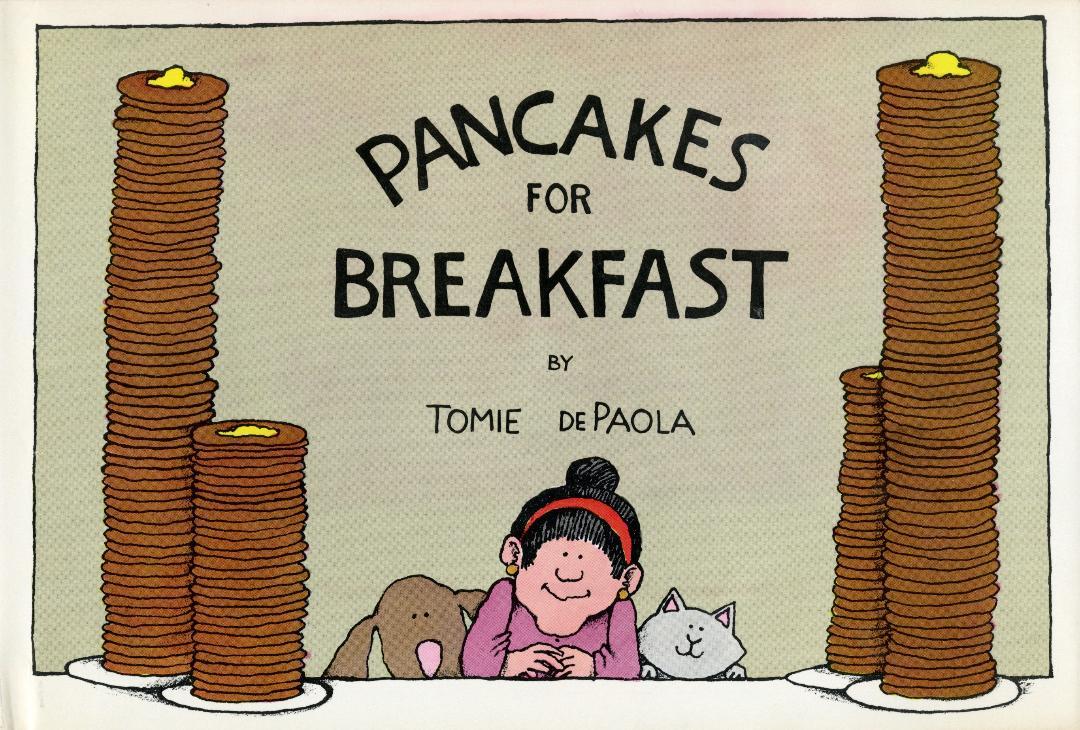 Pancakes for Breakfast HC.jpg