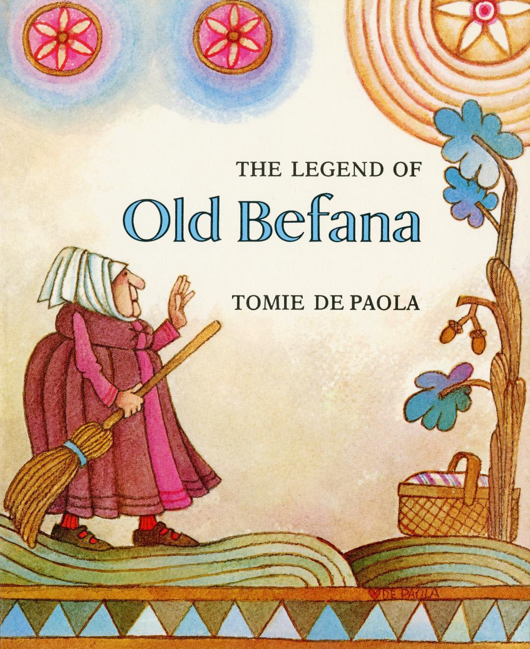 Legend of Old Befana, The HC.jpg