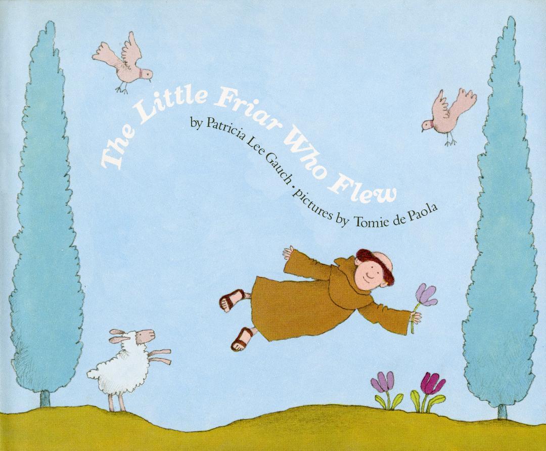 Little Friar Who Flew, The HC.jpg