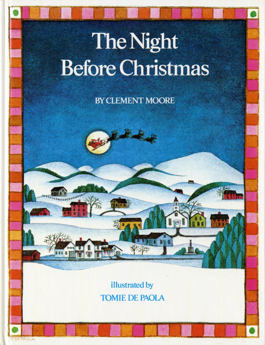 Night Before Christmas, The HC.jpg