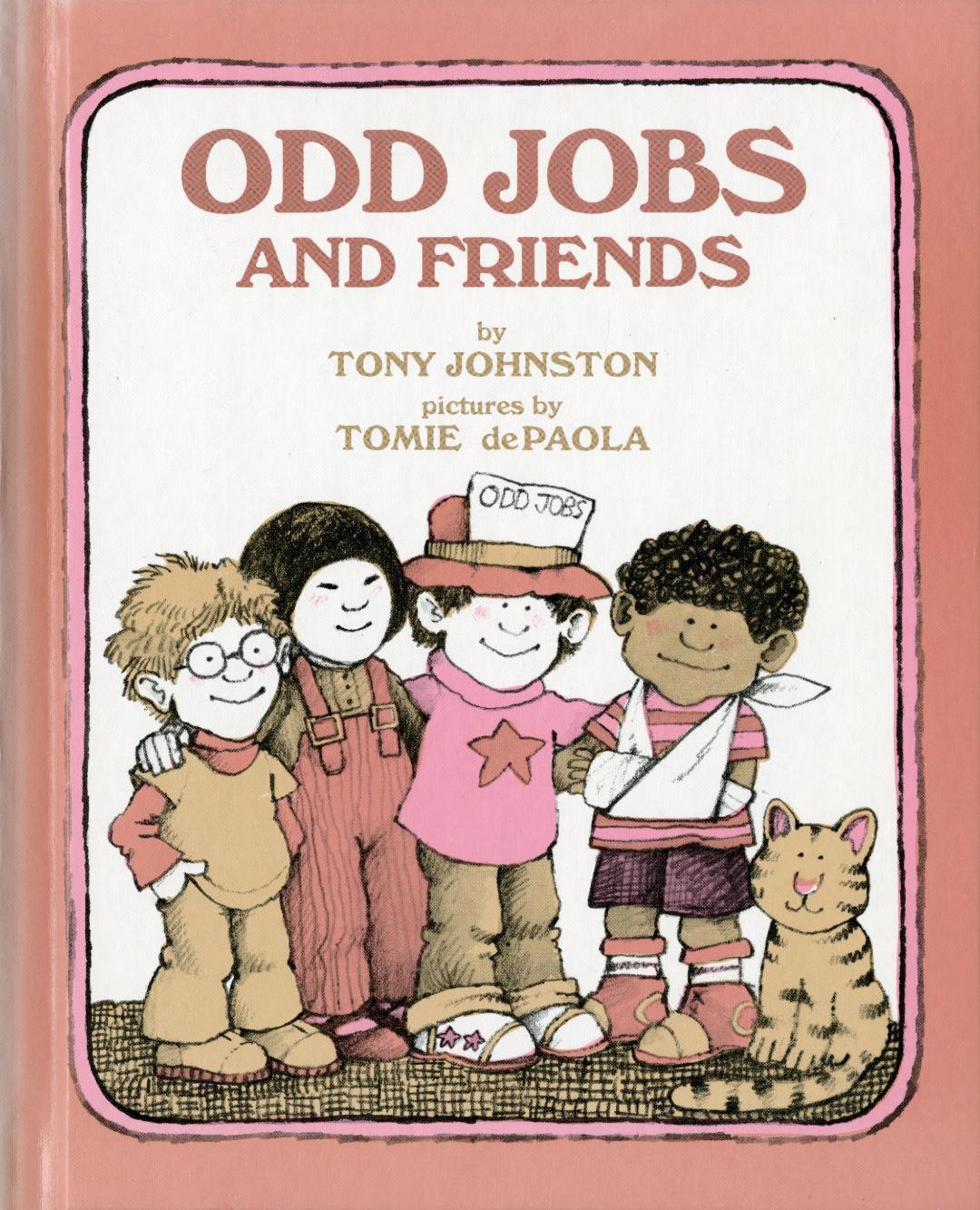 Odd Jobs and Friends HC.jpg