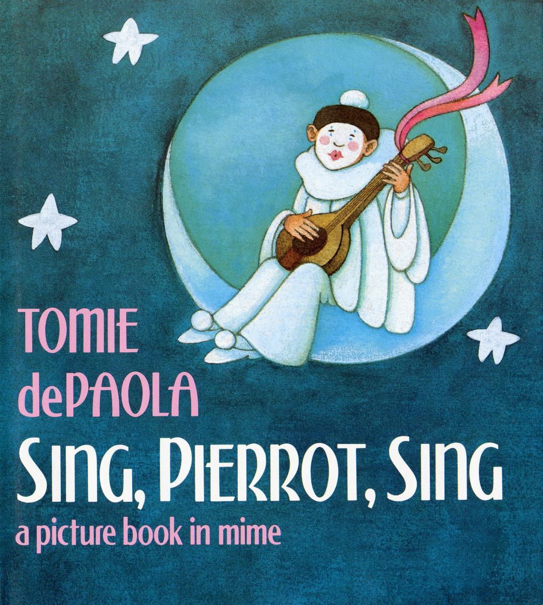 Sing, Pierrot, Sing HC.jpg