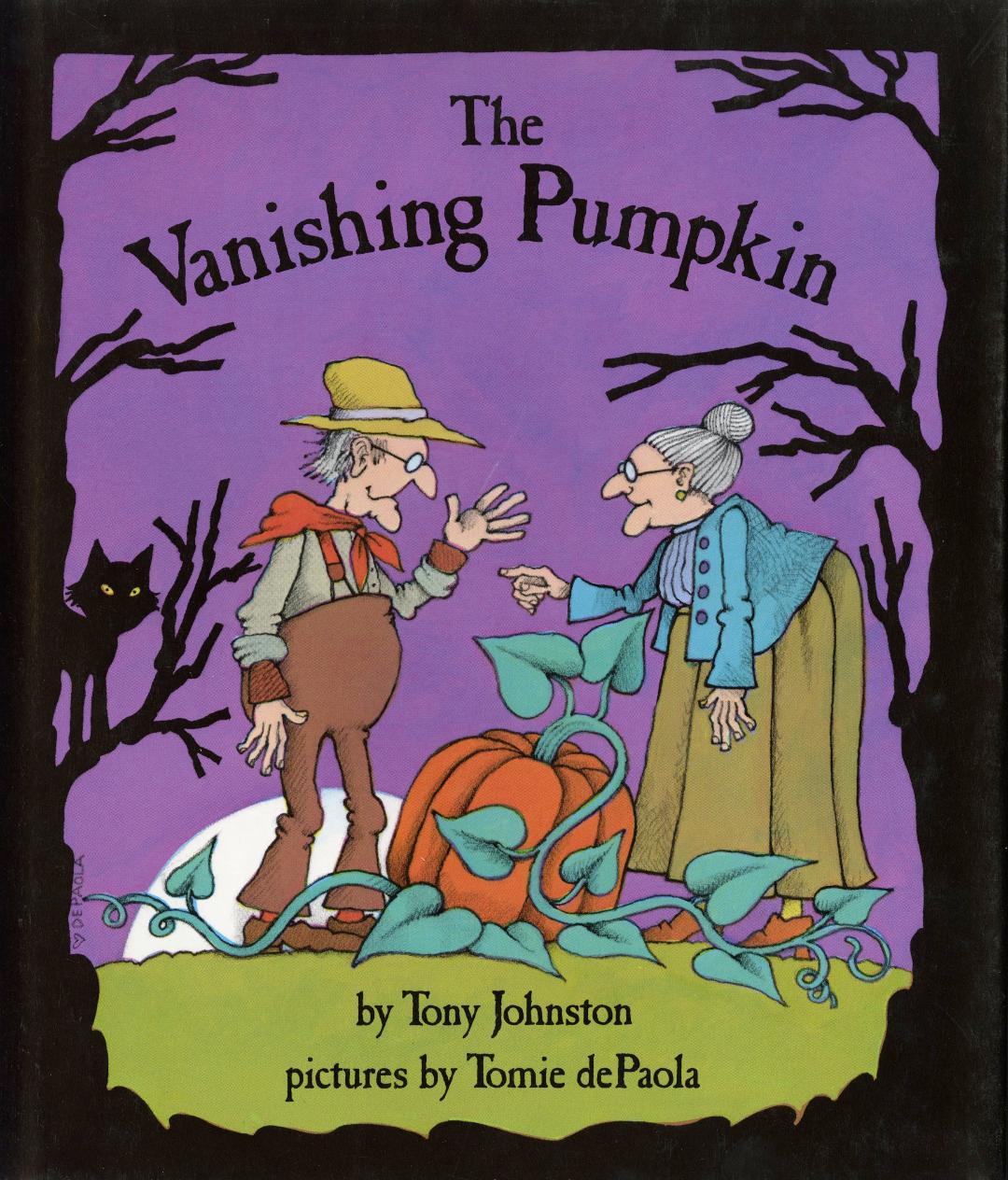 Vanishing Pumpkin, The HC.jpg