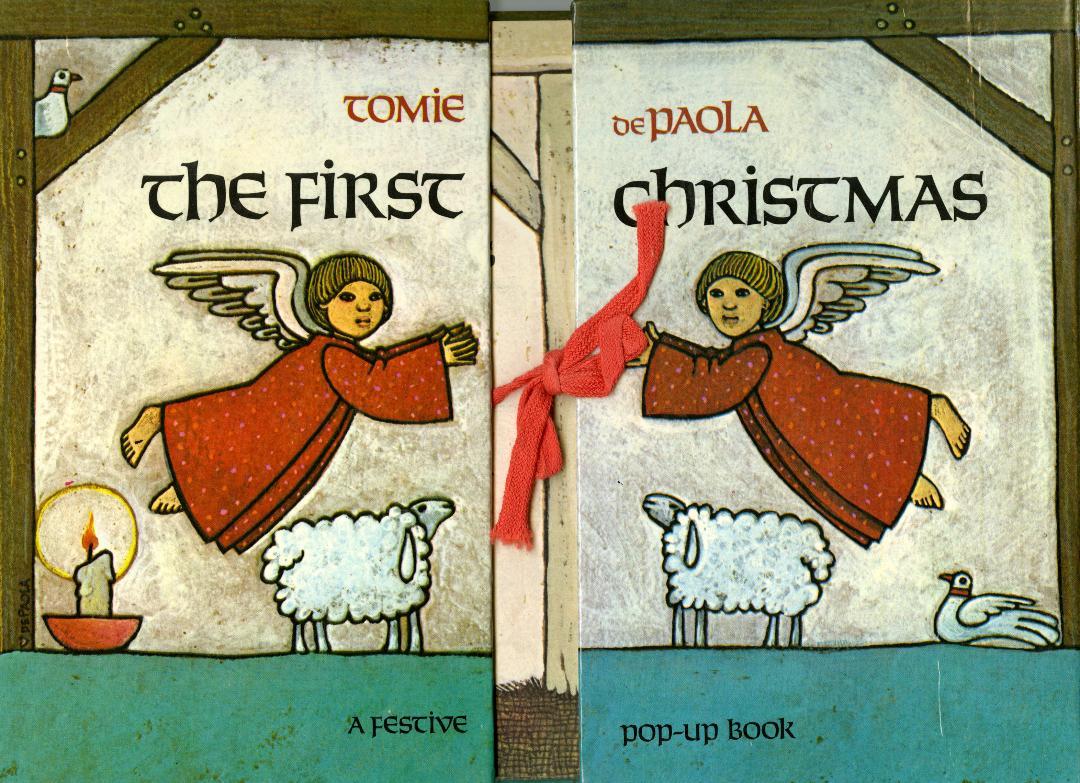 First Christmas, The HC.jpg